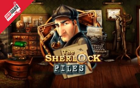 The Sherlock Files slot machine
