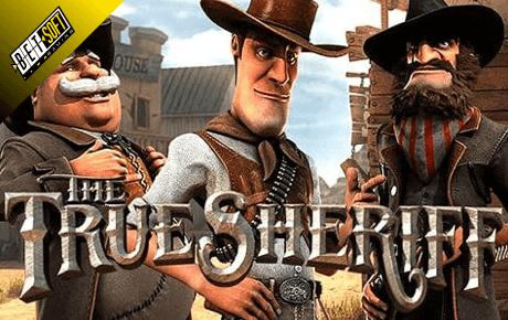 The True Sheriff slot machine