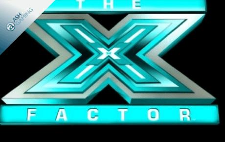 The X Factor Platinum Slot Machine
