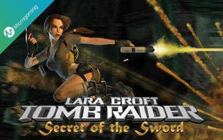 tomb raider secret of the sword slot slot machine online