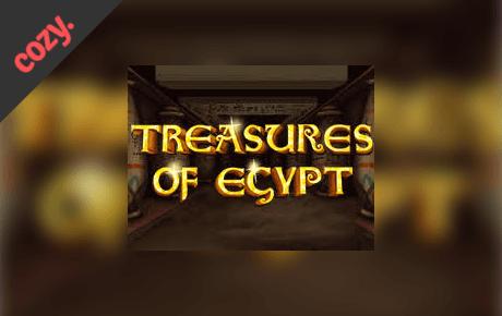 treasures of egypt slot machine online