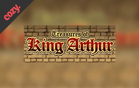 treasures of king arthur slot machine online