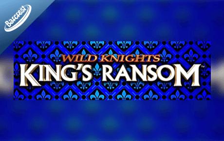 wild knights kings ransom slot machine online