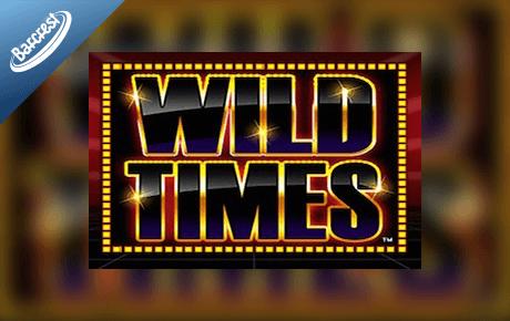 wild times slot machine online