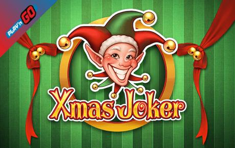 xmas joker slot machine online
