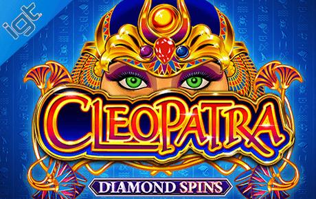 Cleopatra Diamond Spins Slot Machine