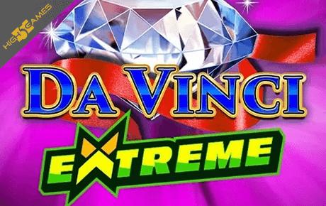 Da Vinci Extreme Slot Machine