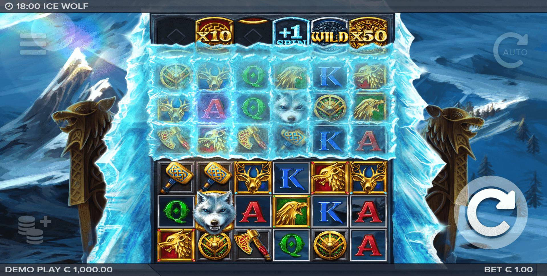 Ice Wolf slot play free