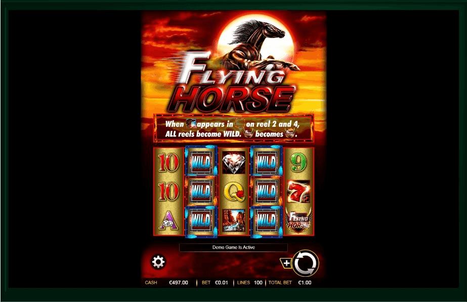 Flying Horse slot play free