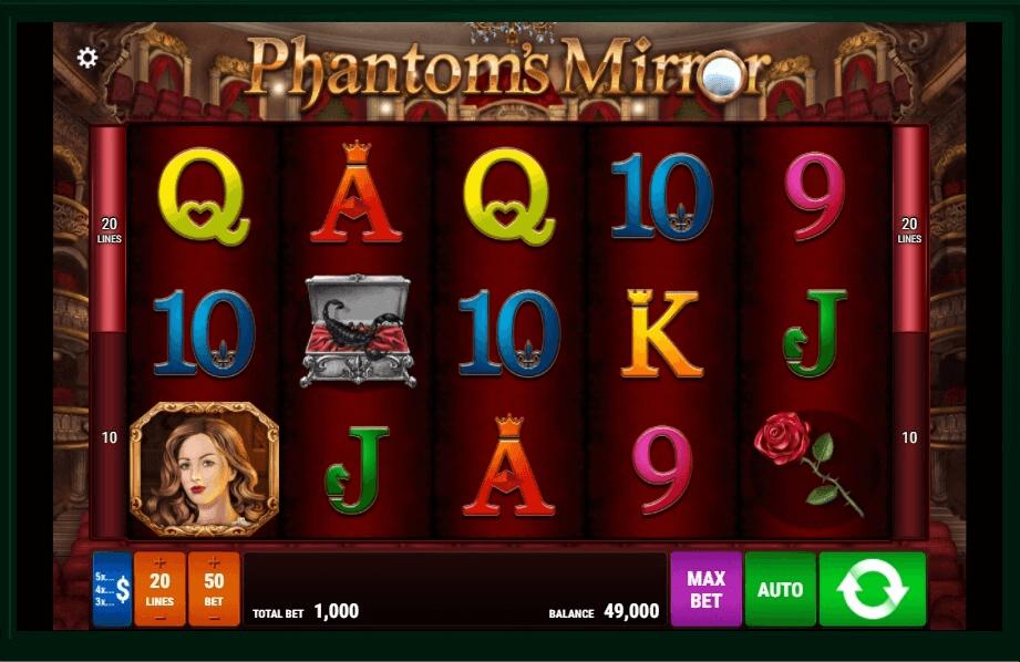 Phantoms Mirror slot play free