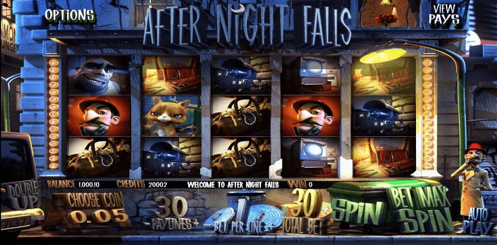 After Night Falls slot play free