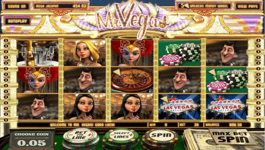 Mr. Vegas slot play free