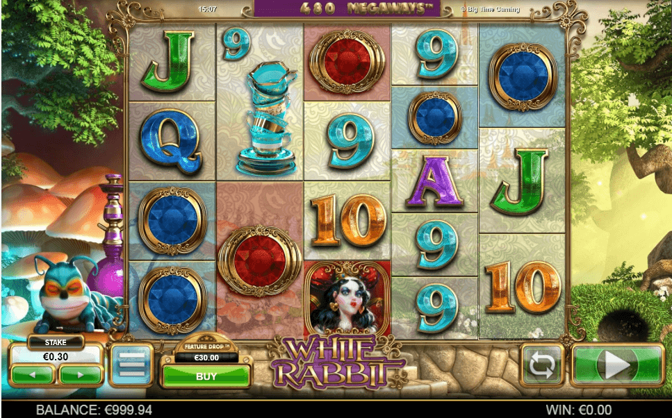 White Rabbit Slot Machine