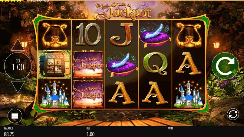 Wish Upon A Jackpot Slot Machine