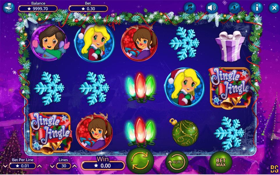 Jingle Jingle slot play free