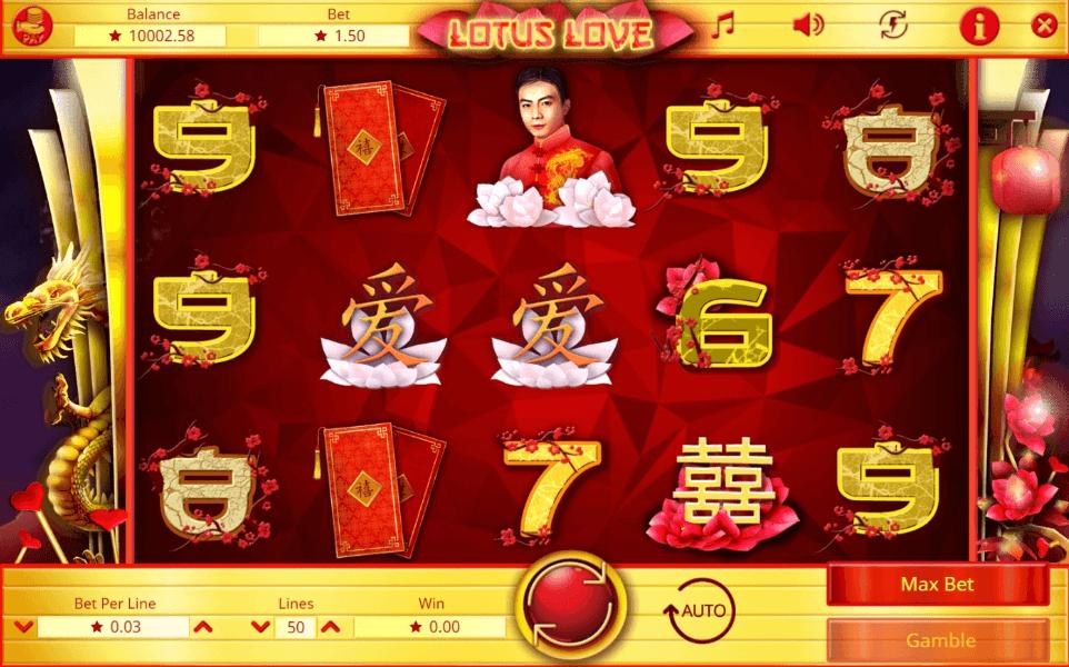 Lotus Love slot play free