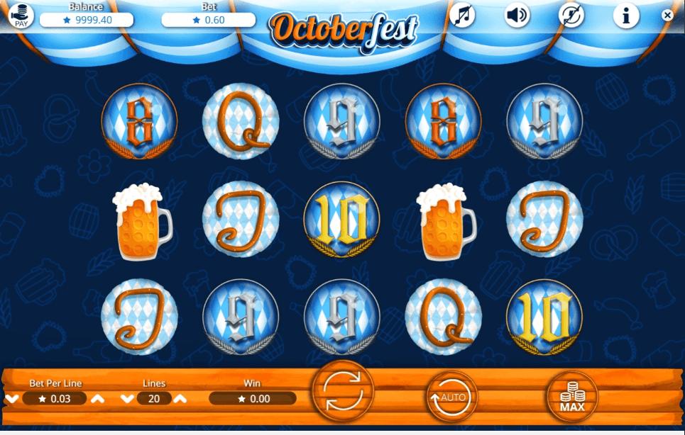 Octoberfest slot play free