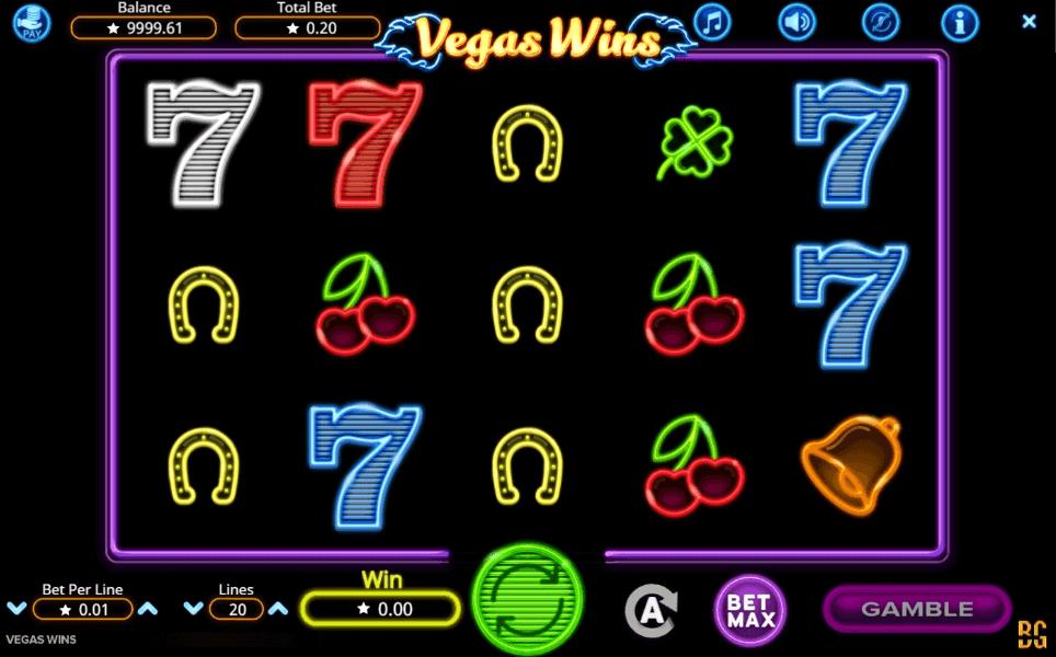 Vegas Wins slot play free