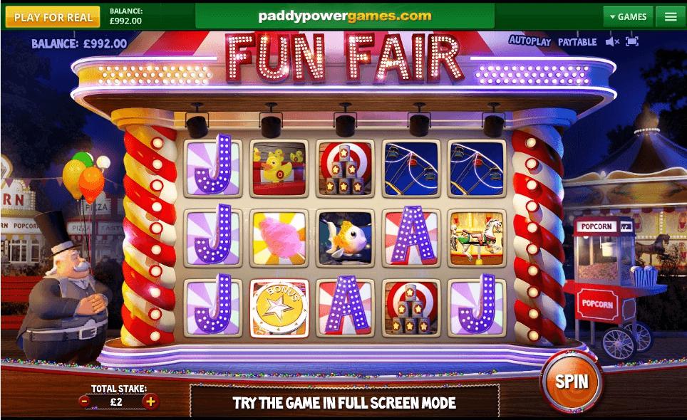 Fun Fair Slot Machine