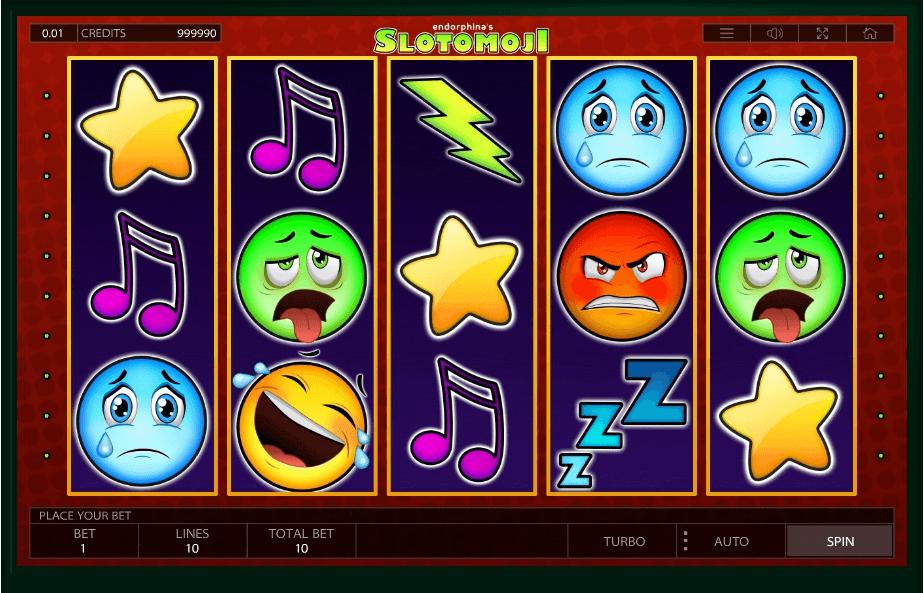 Slotomoji Machine