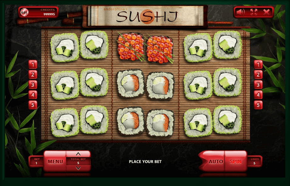 Sushi slot play free