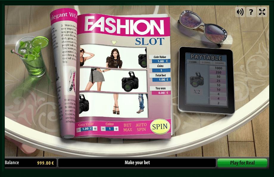 Fashion slot play free