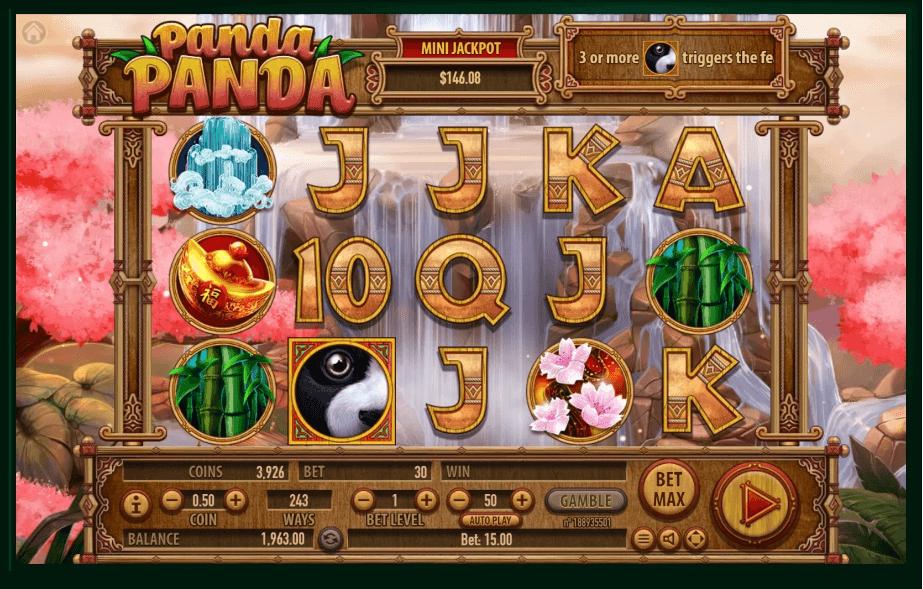 The New Panda Panda Slot from Habanero is Here