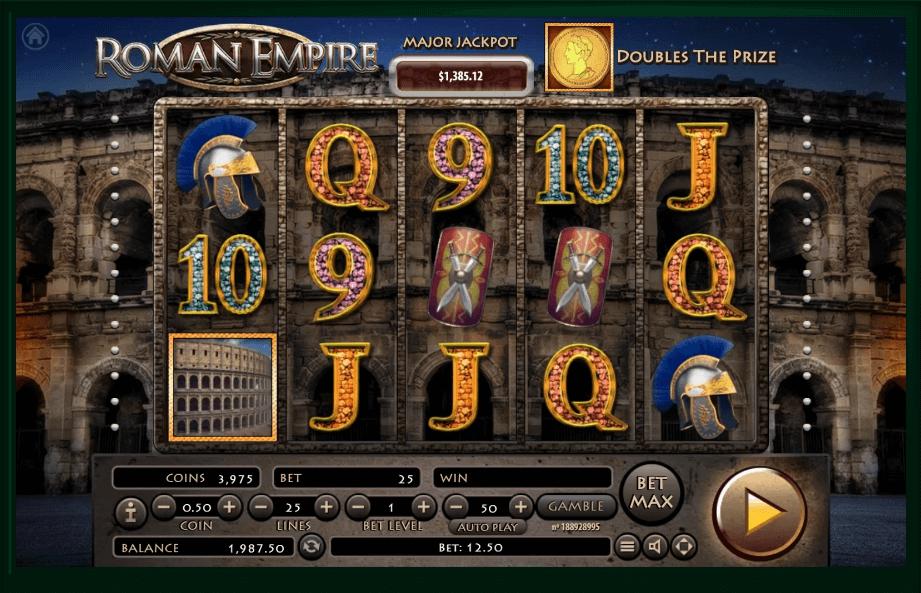 Roman Empire slot play free