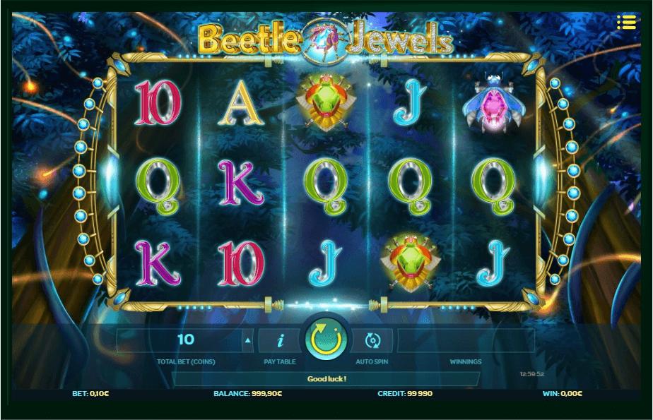 Beetle Jewels slot play free