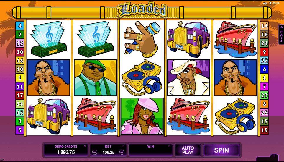 Loaded slot play free