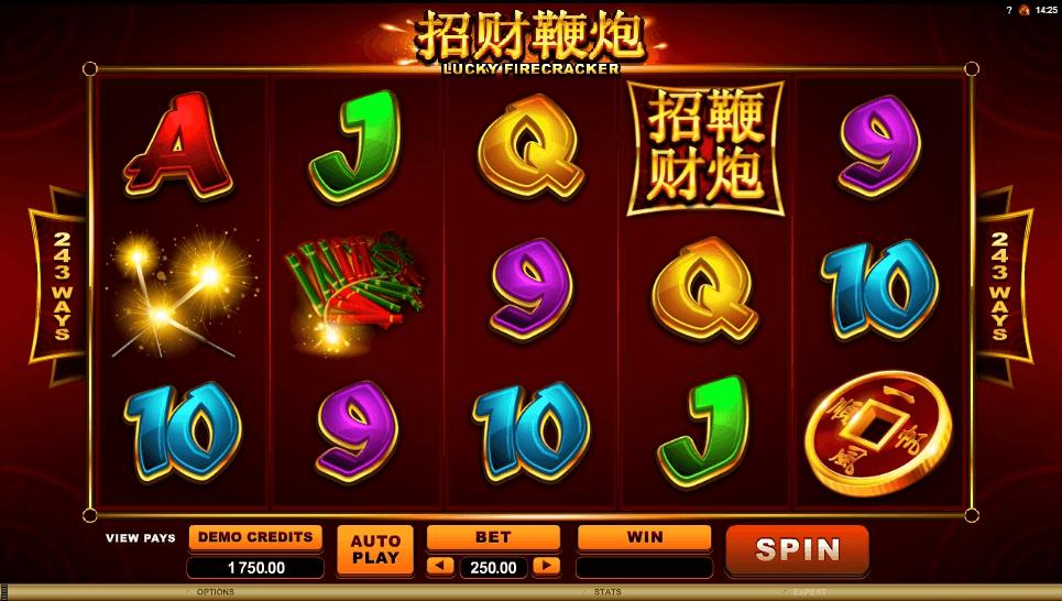 Lucky Firecracker slot play free