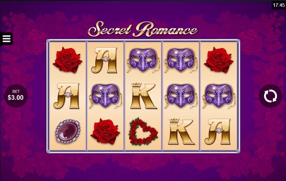 Secret Romance slot play free