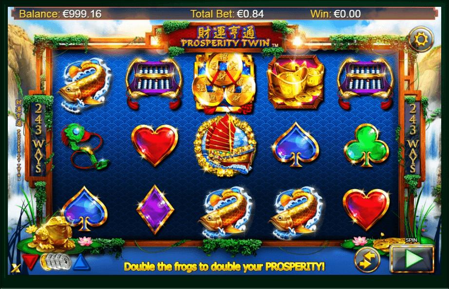 Prosperity Twin slot play free