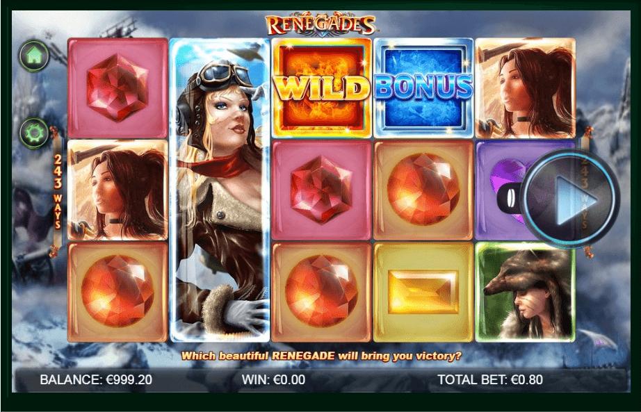 Renegades slot play free