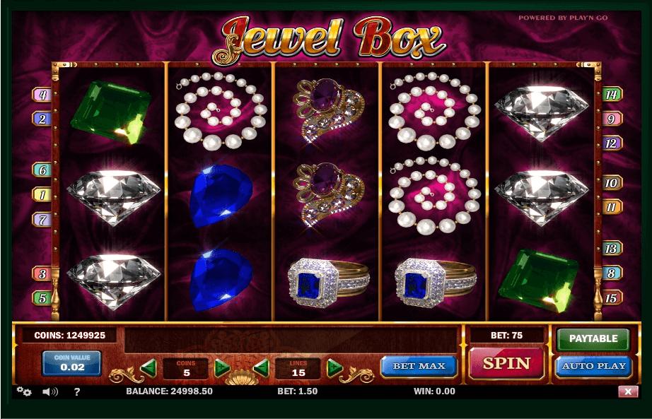 Jewel Box slot play free