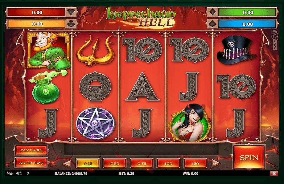 Leprechaun Goes to Hell slot play free