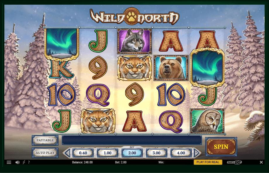 Wild North slot play free