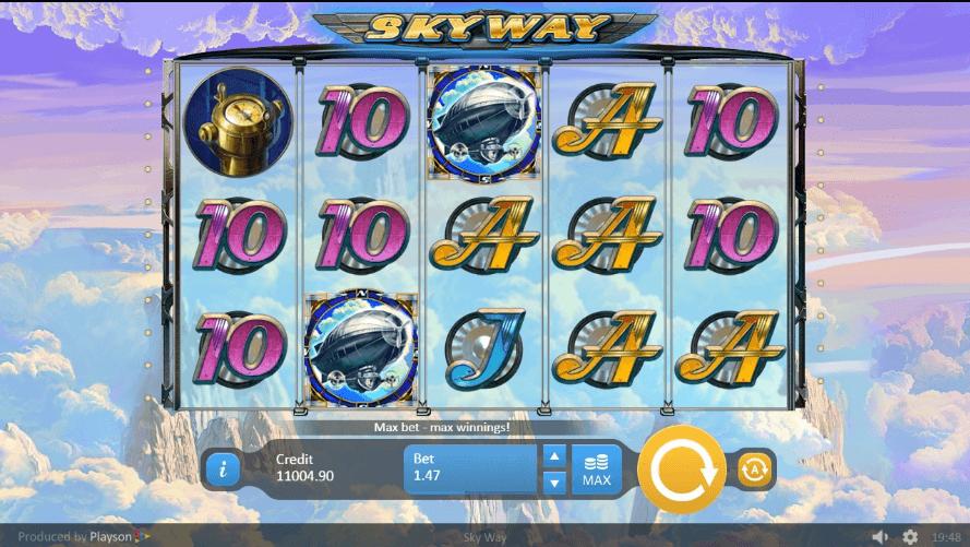 Sky Way slot play free