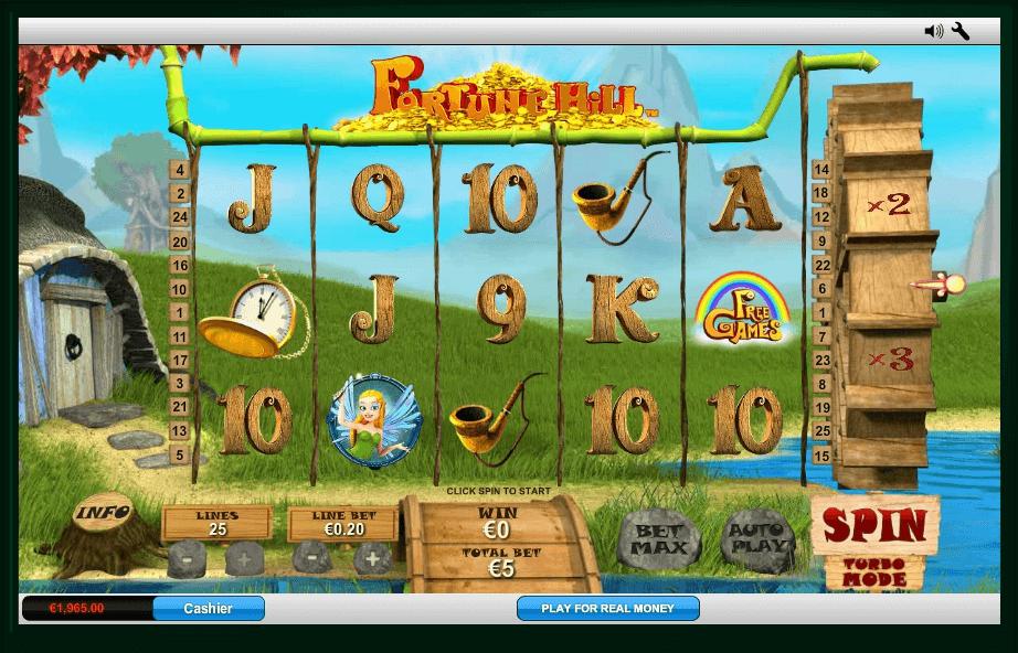 Fortune Hill Slot Machine
