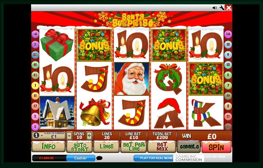 Santa Surprise slot play free