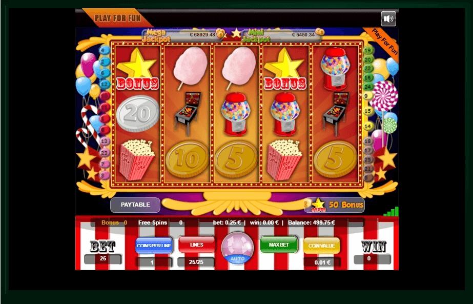 Coin Mania slot machine screenshot