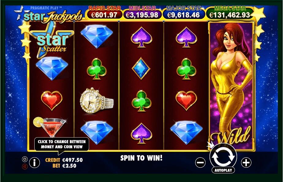 Star Jackpots slot play free