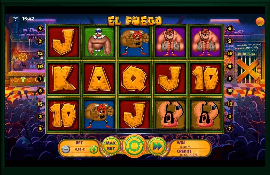 El Fuego Slot Machine