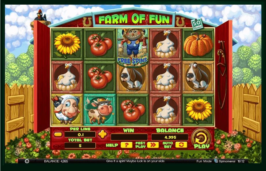 Farm of Fun slot play free