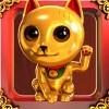 golden cat: wild symbol - 4 seasons
