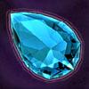 blue gemstone - 40 shining jewels