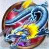 underwater dragon - 5 elements