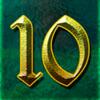 card 10 - 5 knights