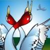 pair of birds - adventure palace
