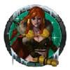 woman warrior - arctic fortune